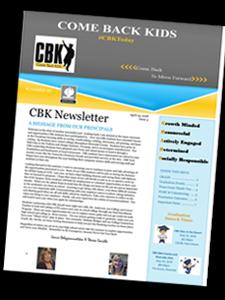 April Newsletter thumbnail