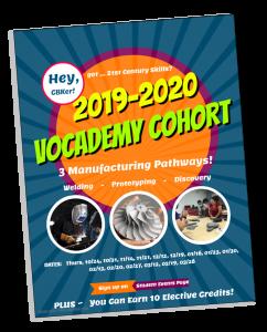 Votech Cohort flyer thumbnail