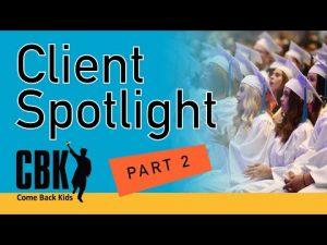 Client Spotlight CBK