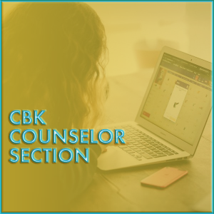 CBK Counselor Section