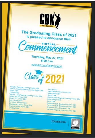 CBK Virtual Gradation Flyer Thumbnail